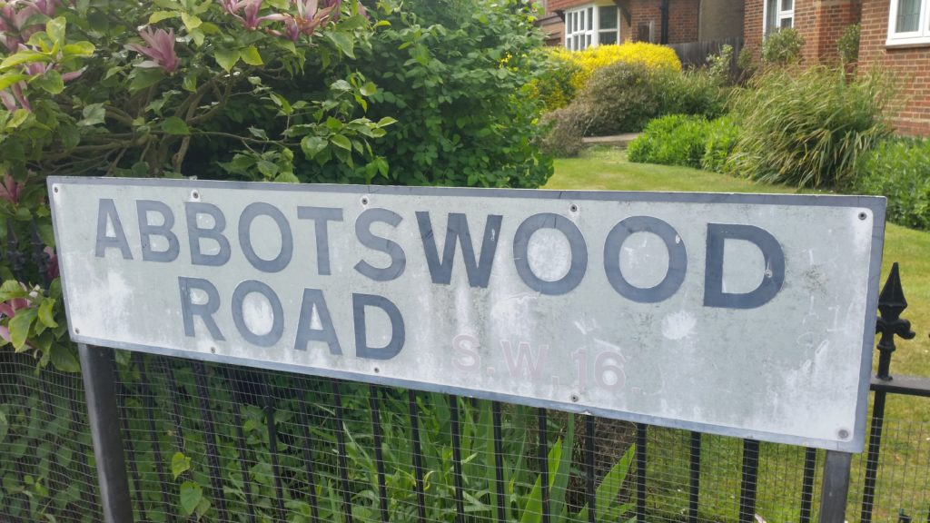 Abbotswood Road