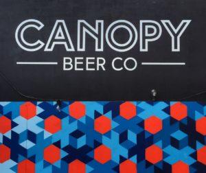 Canopy Beer Green Hop beer launch