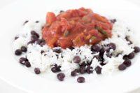 rice aduki beans tomato stew cambuulo