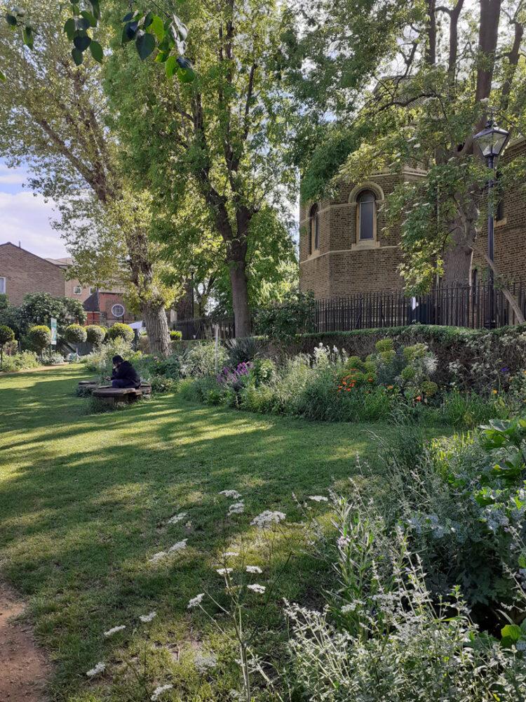 eden community garden
