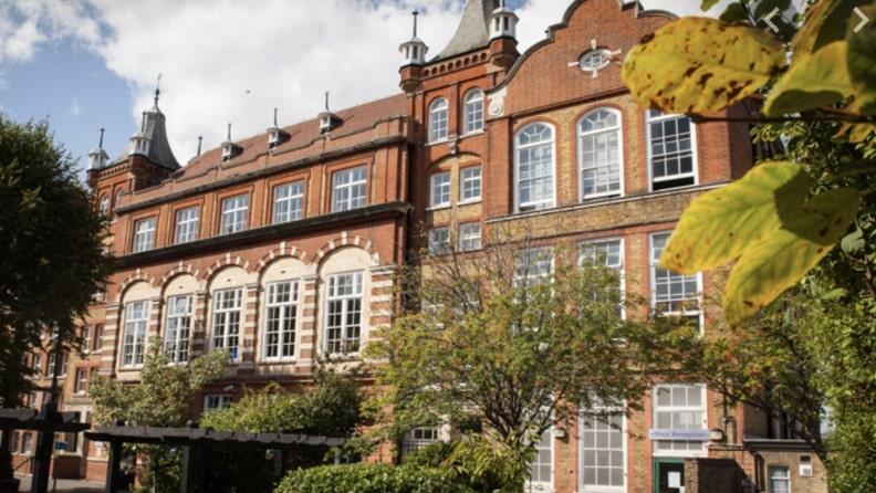 Richard Atkins school